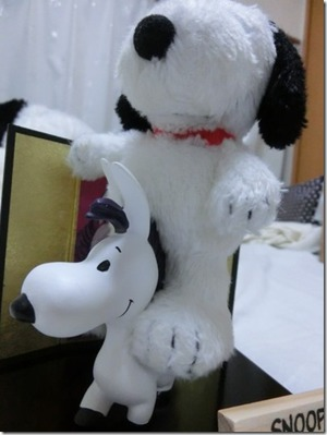 「SNOOPY in Ginza 2013~購入品編~」byスヌーピー